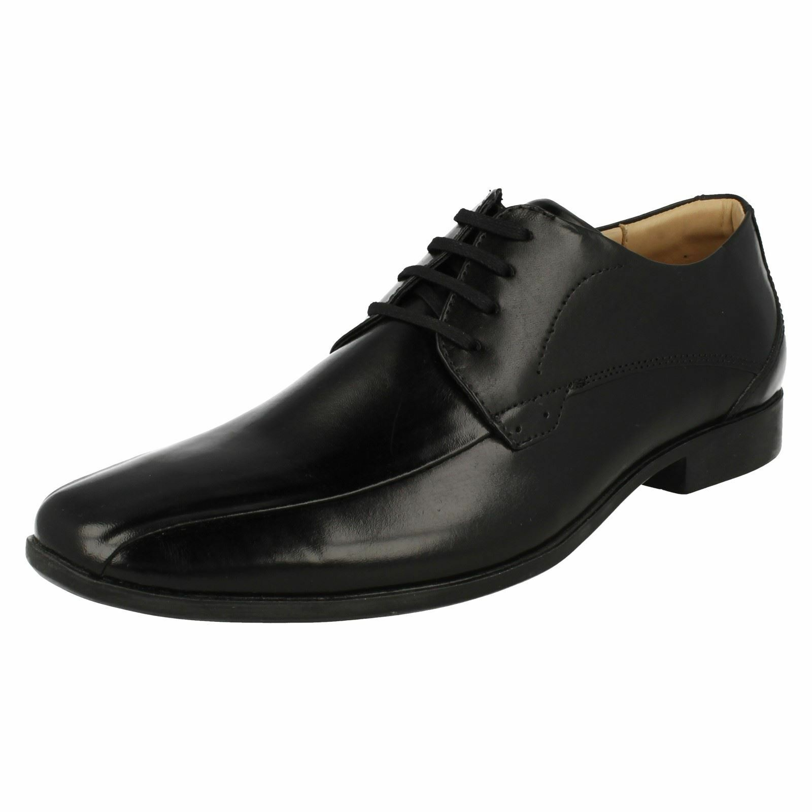 Herren Anatomic Gel Technology Technology Technology Derby Cut Lace Up Leder Schuhes Tapaua b61cd9