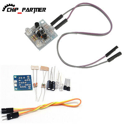 DIY Kit 5MM LED Simple Flash Light Simple flash Circuit Production Suite