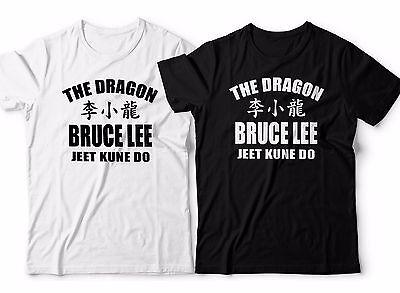 Homme Eat Sleep Jeet Kune Do T-Shirt-Arts martiaux Bruce Lee MMA Bruce Lee JKD
