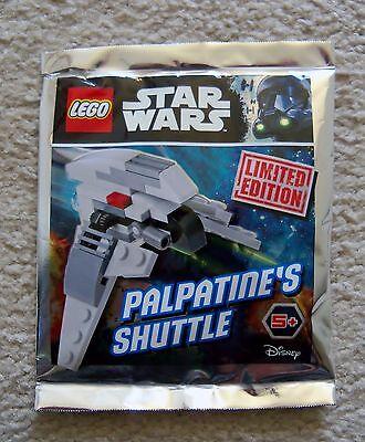LEGO BRAND NEW SET 911617 - PALPATINE'S SHUTTLE STAR WARS DISNEY