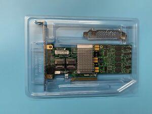 Supermicro AOC-SAS2LP-H8IR 6Gb//s SAS RAID Adapter.