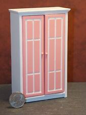 Dollhouse Miniature Armoire Wardrobe Closet 1:12 1 inch scale G54 Dollys Gallery