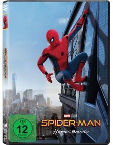Spider-Man-Homecoming-2017-DVD-NEU-OVP-Marvel-Tom-Holland-Michael-Keaton