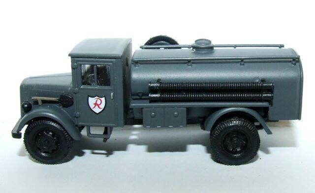 """Herpa Militaire 745598 Opel 3000 S Camion-Citerne de Jg 2 """" Richthofen """" 1:87"""