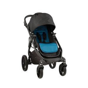 Baby Jogger 2016 City Premier Stroller Black Teal