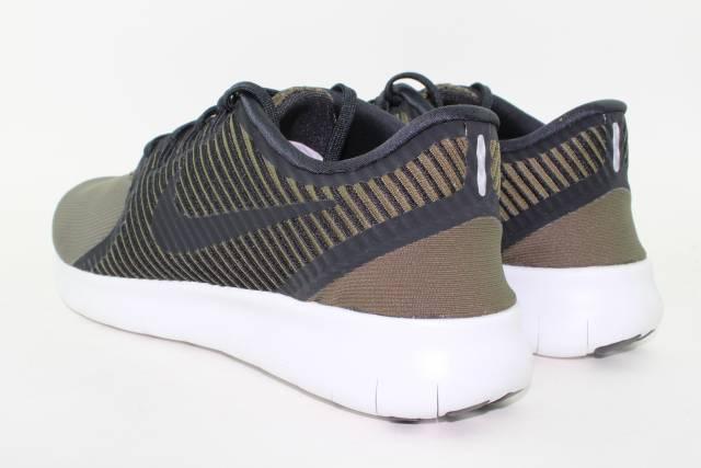 Nike Free Run Commuter Commuter Commuter Hombre Talla 12.0 cargo Khaki Nuevo Raro que ejecutan peso ligero 608915
