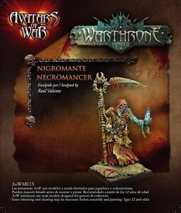 Avatars of War: Vampire Counts Necromancer - AOW13 -Warhammer Character