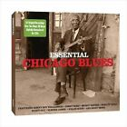 Essential Chicago Blues by Various Artists (CD, Apr-2010, 2 Discs, Not Now Music)