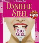 Big Girl by Danielle Steel (CD-Audio, 2012)