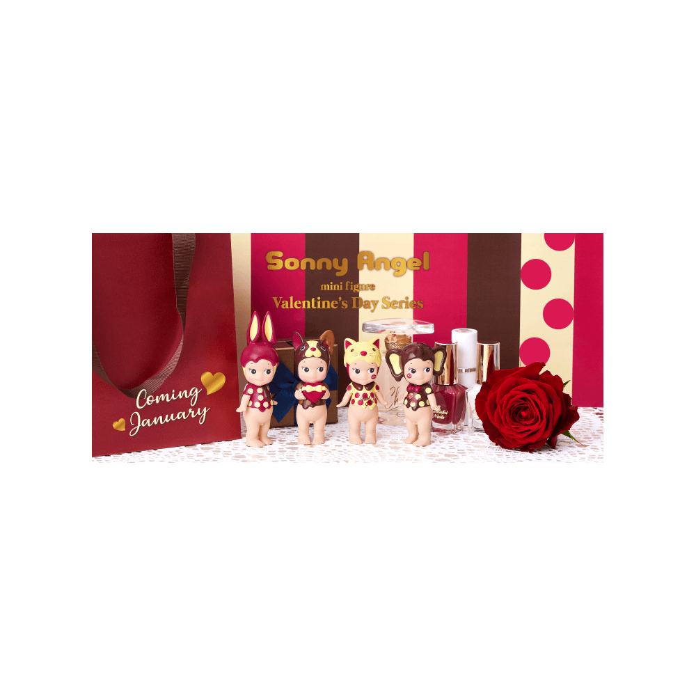 Sonny Angel 2020 Valentines Day Collection 12 Piece Box Set