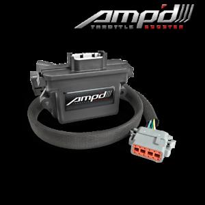 Superchips AMP/'D Throttle Booster For Chevy//GMC 07-17 Trucks