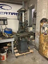 Moore Tools Jig Borer Milling Machine