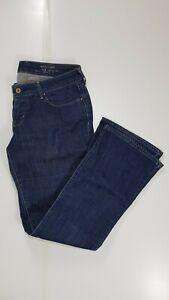 Levi-039-s-Men-039-s-Medium-Fonce-SKINNY-BOOT-BOLD-CURVE-Denim-Jeans-34-W-31-L