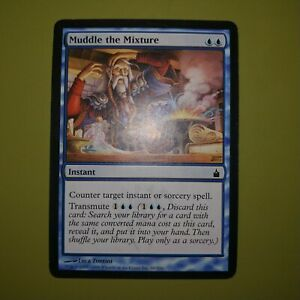 Muddle-the-Mixture-x1-Ravnica-City-of-Guilds-1x-Magic-the-Gathering-MTG