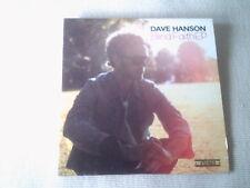 DAVE HANSON - BLIND FAITH EP - 4 TRACK PROMO CD EP