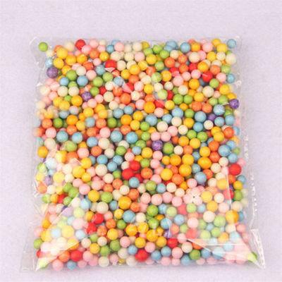AS_ 1 Pack Mini Filter Foam Beads Balls Art Crafts Supplies DIY Decor Beads Sple
