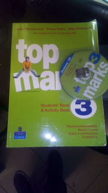 TOP MARKS 3 /9781405831802 / Longman