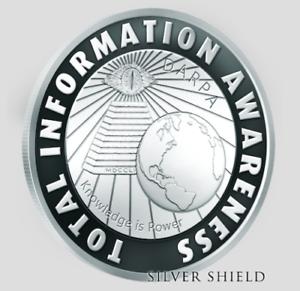 Silver Shield 1oz Make Love 2019 .999 Fine Silver BU Round COA