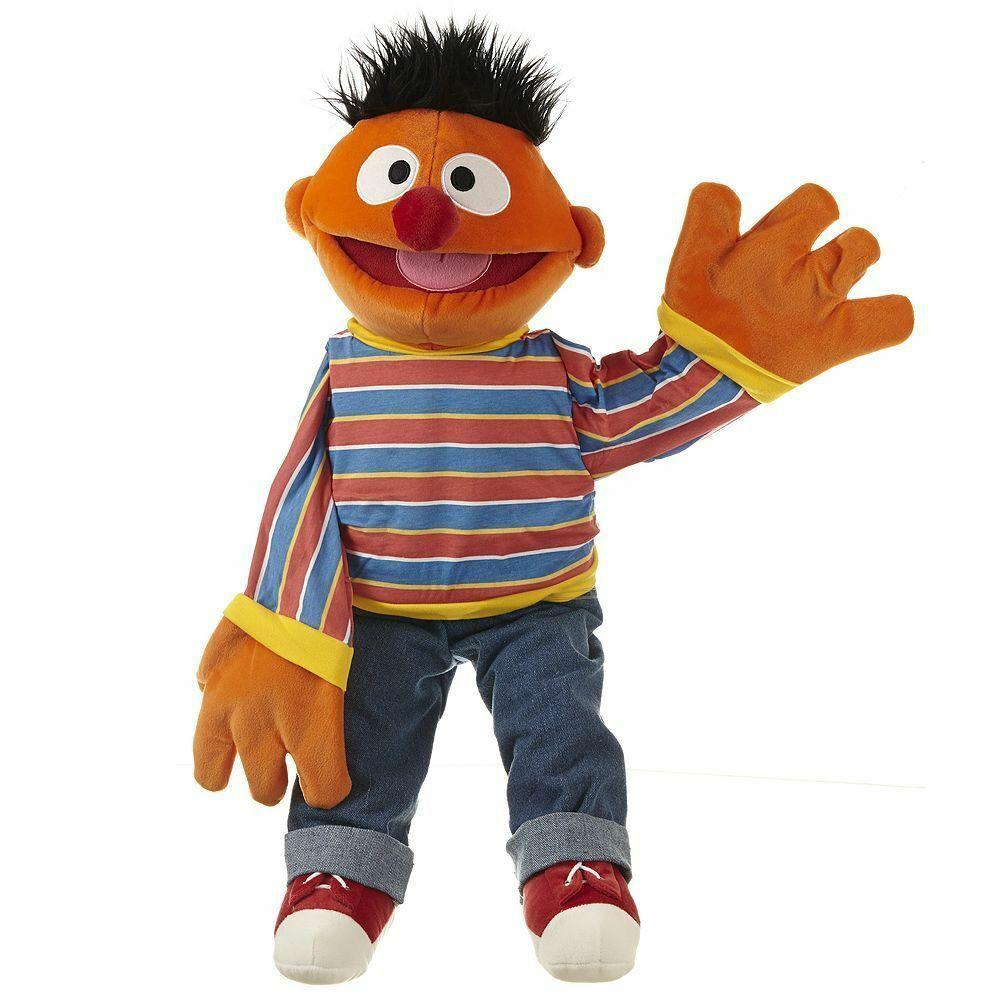 Living Puppets Handpuppe Ernie Sesamstrasse 65 cm SE100    | Spielzeugwelt, spielen Sie Ihre eigene Welt  bf752e
