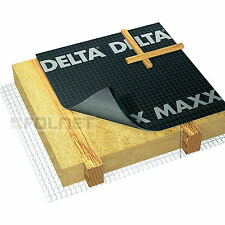 UNTERDECKBAHN Dörken DELTA MAXX NEU 75m2, 190g/m2, 2-lagig Sd=0,15m