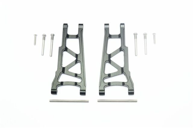 Integy Aluminum Lower Suspension Arms Traxxas 1//10 Stampede 4X4 Slash 4x4