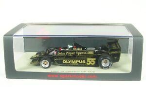 LOTUS-79-n-55-Canadian-GP-FORMULA-1-1978-Jean-Pierre-Jarier