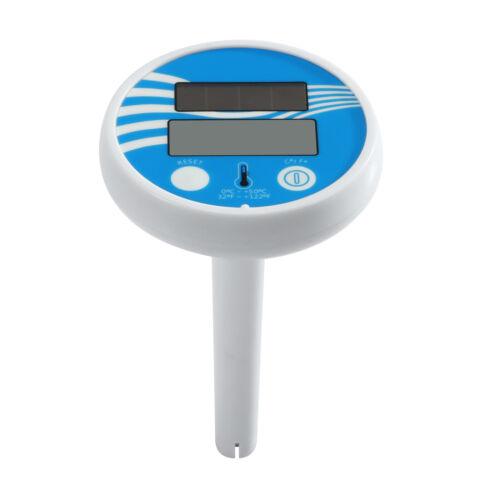 Thermometer Digital für Pool Wasser Wireless Poolthermometer Temperaturfühler