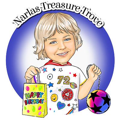 Narlas Treasure Trove
