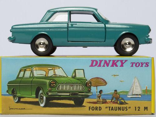 "1//43 Dinky Toys Atlas Diecast 538 Ford /""TAUNUS/"" 12 M ALLOY CAR /& TOYS MODEL"