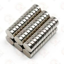 Lots Strong 16mm Dia X 5mm Thick Rare Earth 16 X 5 Mm Neo Neodymium Disc Magnets