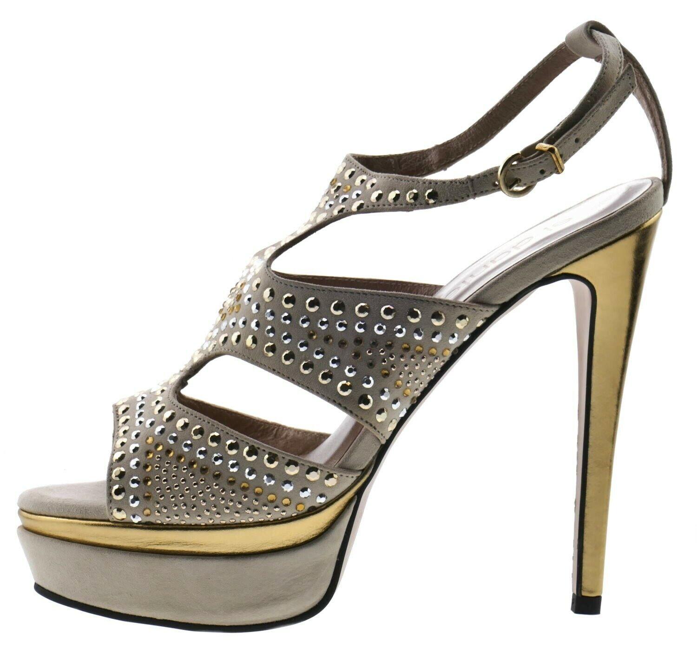 El Dantes D14152 Sandalettes Cuir Beige 174395