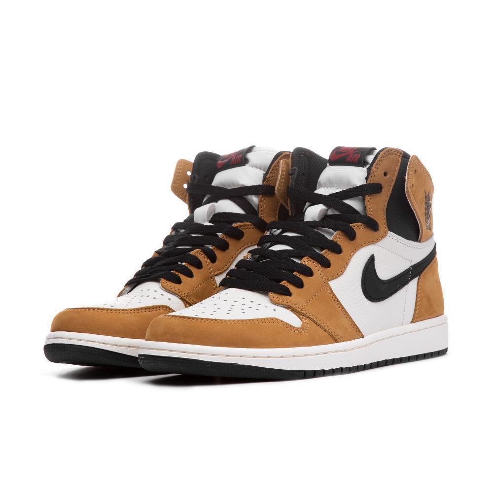 Nike air jordan 1  esordiente dell'anno  rossoy noi 11   economia    Gentiluomo/Signora Scarpa