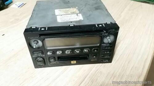 1997-2001 toyota camry solara jbl cd radio