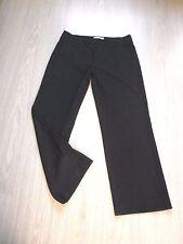 Pantalon avec laine noir SHYDE  large t 44