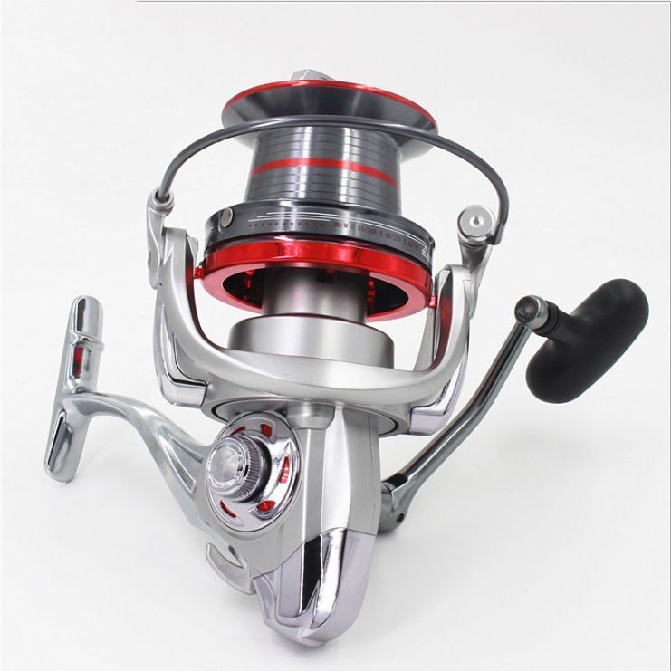 10000 Surf Casting Spinning pesca Reel lungo Distance Cast Sea pesca 141BB