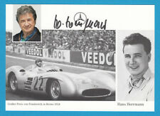 Hans Herrmann - Formel 1 - Formula One - # 13676