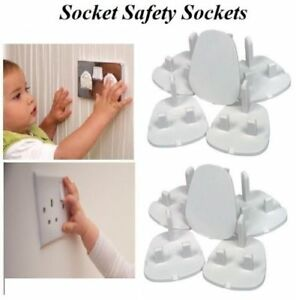 Image Is Loading New Electrical Plug Protector Socket Safety Covers Child