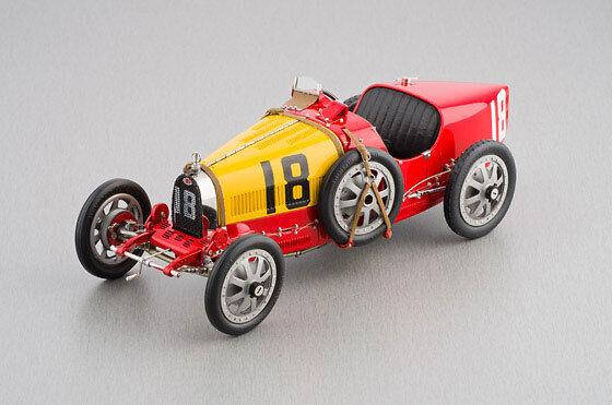 M-100b-016 Bugatti t35 Grand Premium Spain NR. 14 Lim 2000 1 18 CMC