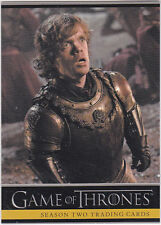 GAME OF THRONES SEASON 2 P3 BINDER EXCLUSIVE PROMO CARD