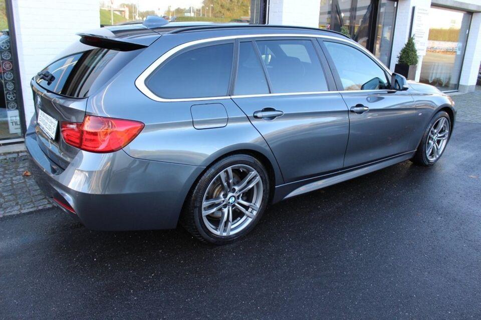 BMW 330d 3,0 Touring aut. Van Diesel aut. modelår 2014