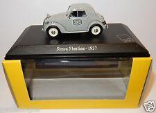 UH UNIVERSAL HOBBIES SIMCA 5 BERLINE 1937 POSTES POSTE PTT 1/43 IN LUXE BOX