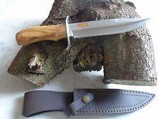 Puma IP cachetero cuchillo de caza Bowie cuchillo olivenholz cachas 820036