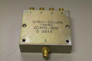 Mini-Circuits-zc4pd-900-Coaxial-Potencia-Spliter-Combinador