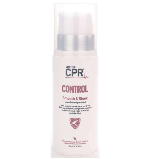 VITA5 CPR CONTROL SMOOTH & SLEEK LEAVE-IN STYLING TREATMENT 200ML