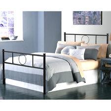 Green Forest Cadre de lit en forte structure Métal lit pour chambre à coucher