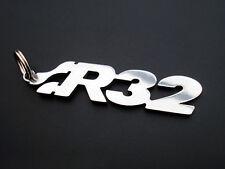 R32 Schlüsselanhänger GTI VR6 GT VW Golf 1 2 3 4 5 6 R-Line Emblem V6 Turbo