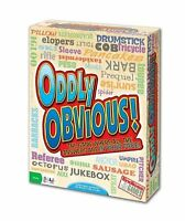 Oddly Obvious Game , New, Free Shipping on sale