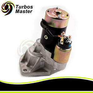 Starter-Motor-fits-Nissan-Patrol-GQ-Y60-GU-Y61-TD-TD42-TD42T-4-2L-Diesel-88-10