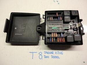 jaguar xj 2011 v6 diesel swb fuse box aw93 used part. Black Bedroom Furniture Sets. Home Design Ideas