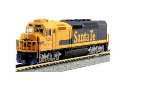 AT/&SF Kato N Gauge #176-9212 EMD SDP40F Type IVa